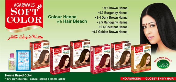 Herbal Henna Hair Bleach