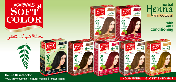 Henna Mehndi Hair Pack : Herbal beauty products hair dye black henna color